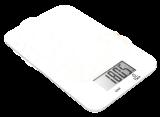 Grunhelm KES-1RW Весы кухонные (белый)